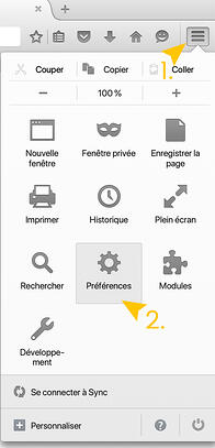 Affichage pdf - Mozilla 1