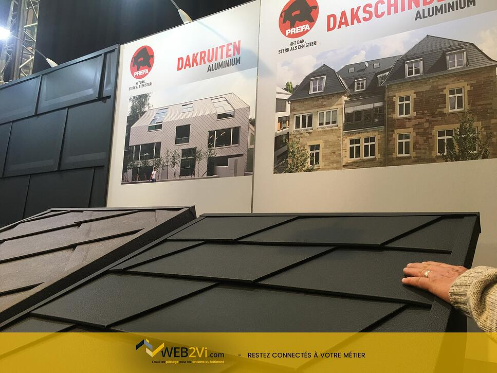 Belgian roof day prefa couverture alu recap photo Web2vi
