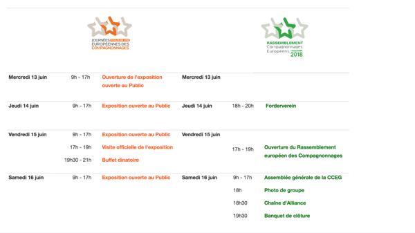 Programme JEDC Toulouse Web2vi