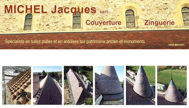 Image site Michel Jacques - Interview Tonny Parisot