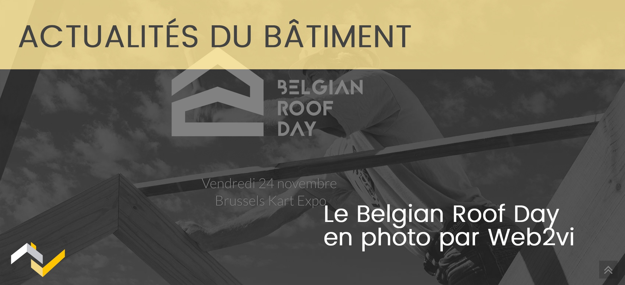 Le Belgian Roof Day en photo par Web2vi