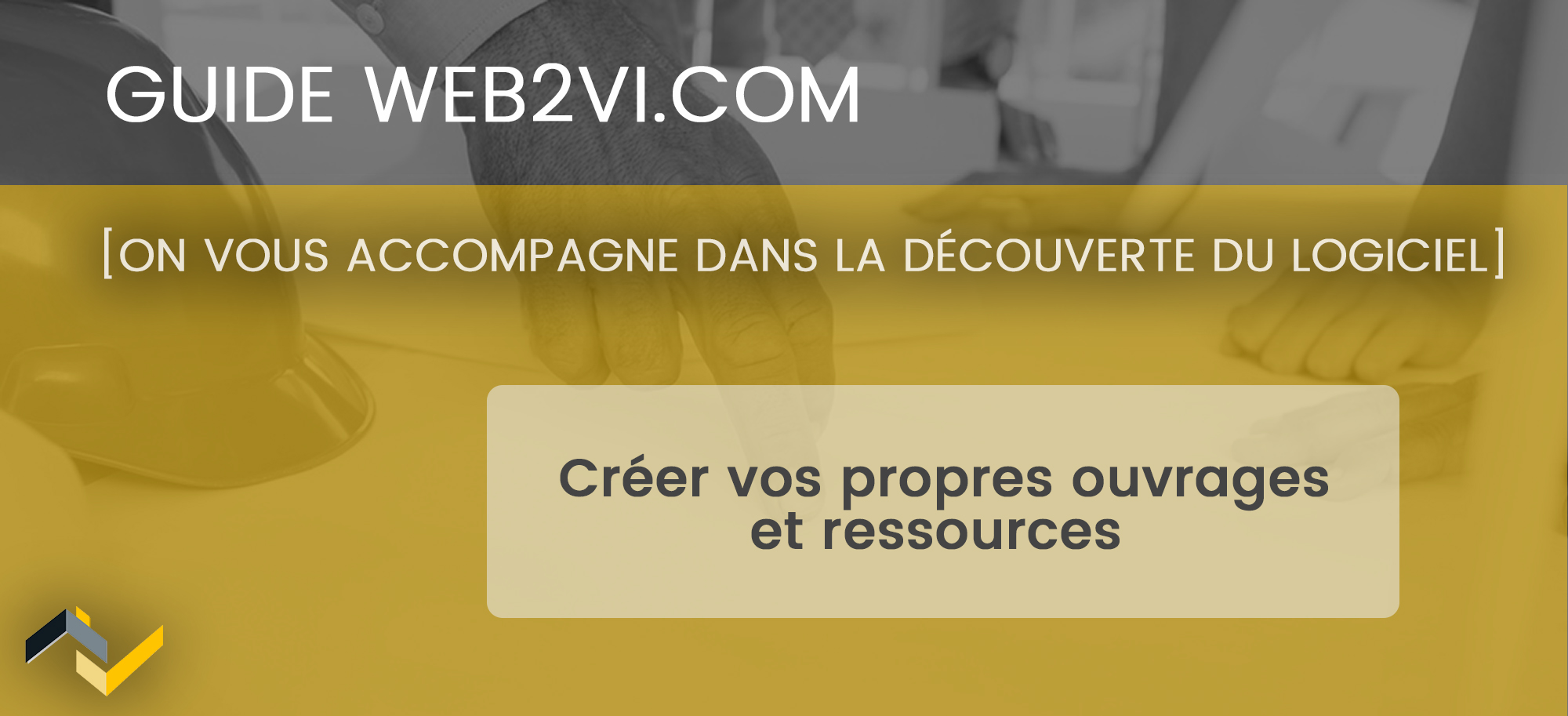 Créer des ouvrages ou des ressources privées sur Web2vi.com