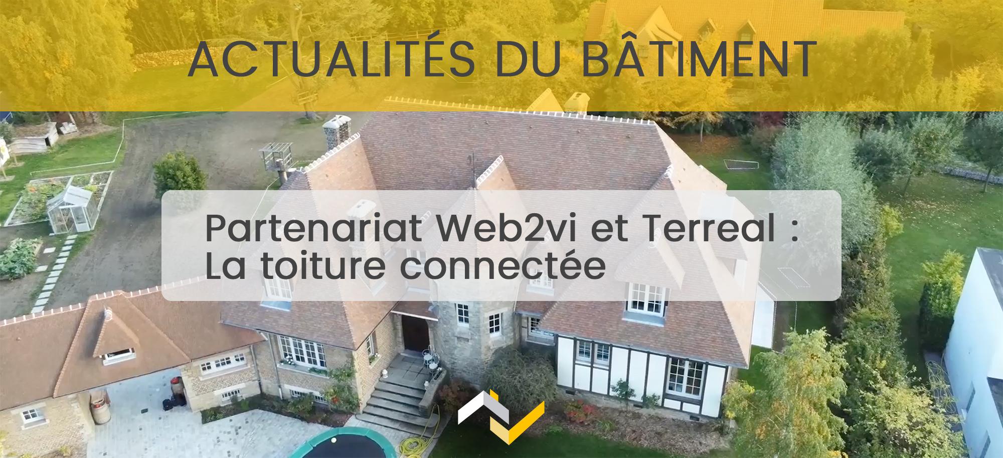 WEB2VI annonce son partenariat avec TERREAL