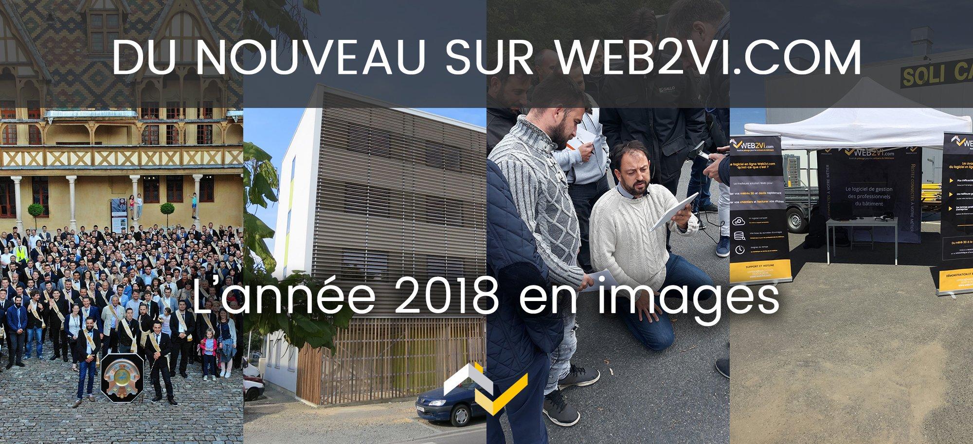 Web2vi en 2018 c'était...